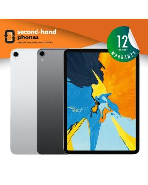 "Apple iPad Pro 11"" (2018) - 64GB 256GB 512GB - Grey/Silver/Gold - UNLOCKED Fully Tested & Working"