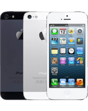 Second Hand Refurbished Apple iPhone 5 - 16GB 32GB 64GB - White/Black - UNLOCKED Fully Tested & Working