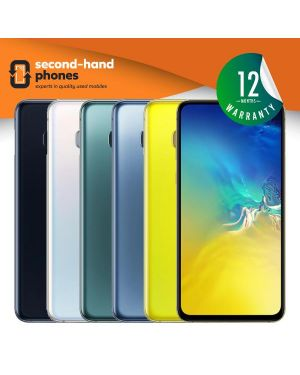 Samsung Galaxy S10e G970DS 2019 Dual Sim - 128GB 256GB - All Colours - UNLOCKED Fully Tested & Working