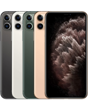 Second Hand Refurbished Apple iPhone 11 Pro Max - 64GB 256GB 512GB - All Colours - UNLOCKED Fully Tested & Working