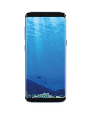 "Samsung S8 64GB Coral Blue Unlocked Grade B ""Very Good"""