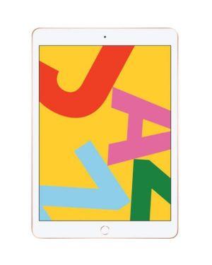 "Apple iPad 10.2"" (7th Gen) 2019 32GB Gold Factory Unlocked Very Good"