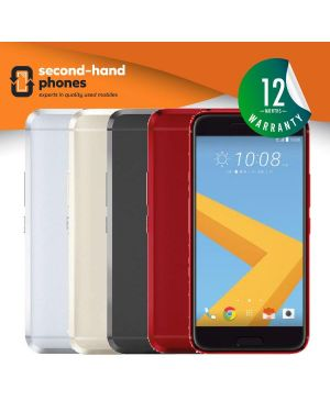 HTC 10 - 32GB 64GB - All Colours - UNLOCKED Fully Tested & Working