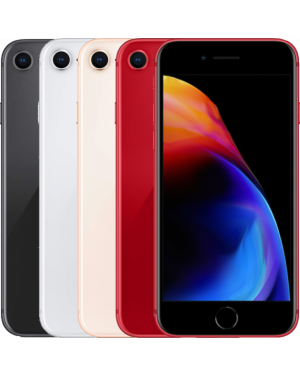Second Hand Refurbished Apple iPhone 8 - 64GB 128GB 256GB - All Colours - UNLOCKED Fully Tested & Working