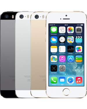 Second Hand Refurbished Apple iPhone 5S - 16GB 32GB 64GB - Grey/White/Gold - UNLOCKED Fully Tested & Working