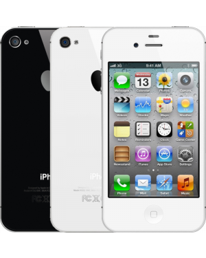 Second Hand Refurbished Apple iPhone 4S - 16GB 8GB 32GB 64GB - White/Black - UNLOCKED Fully Tested & Working