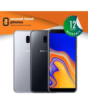 Samsung Galaxy J6 Plus J610DS 2018 Dual Sim - 32GB 64GB - All Colours - UNLOCKED Fully Tested & Working