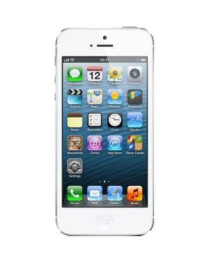 "Apple iPhone 5 32GB White/Silver Unlocked Grade B ""Very Good"""