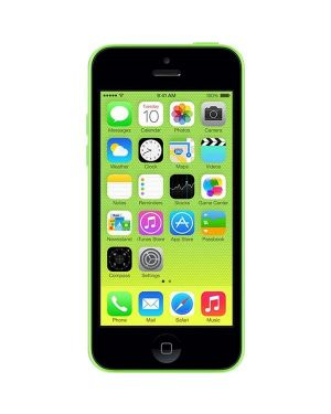 "Apple iPhone 5C 8GB Green Unlocked Grade A ""Excellent"""