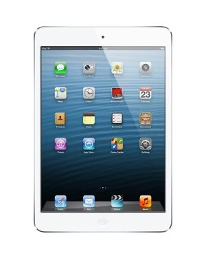 Apple iPad Mini 64Gb White/Silver Factory Unlocked Very Good