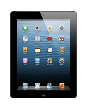 "Apple iPad 4 16GB Black Wifi Grade B ""Very Good"""