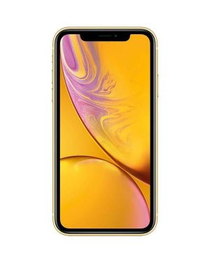 "Apple iPhone XR 128GB Yellow Factory Unlocked Grade C ""Good"""