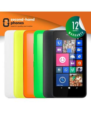 Nokia Lumia 635 - All Colours - UNLOCKED Fully Tested & Working