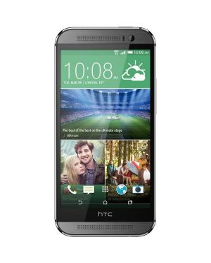 HTC One M8S 16Gb Gunmetal Grey Unlocked Grade C