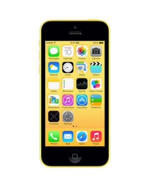 "Apple iPhone 5C 8GB Yellow Unlocked Grade C ""Good"""