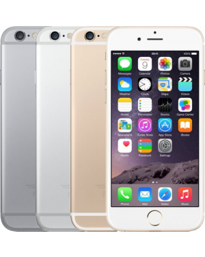 Second Hand Refurbished Apple iPhone 6 - 16GB 32GB 64GB 128GB - Grey/Silver/Gold - UNLOCKED Fully Tested & Working