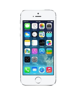 Apple iPhone 5S 32Gb White/Silver Factory Unlocked Good