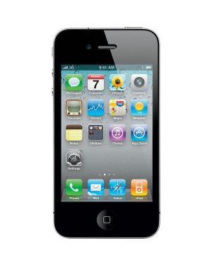 Apple iPhone 4 16GB Black Factory Unlocked Pristine