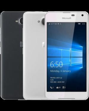 Second Hand Refurbished Microsoft Lumia 650 - Black/White - UNLOCKED Fully Tested & Working