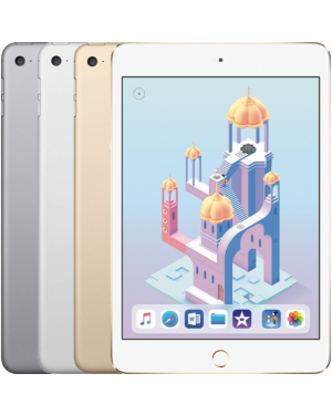 Second Hand Refurbished Apple iPad Mini 4 - 16GB 32GB 64GB 128GB - White/Grey/Gold - UNLOCKED Fully Tested & Working