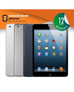 Apple iPad Mini - 16GB 32GB 64GB - Black/White/Grey - UNLOCKED Fully Tested & Working