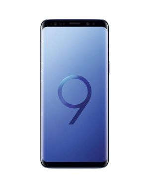 "Samsung S9 64GB Coral Blue Unlocked Grade C ""Good"""