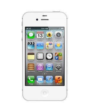 "Apple iPhone 4S 16GB White Unlocked Grade A ""Excellent"""