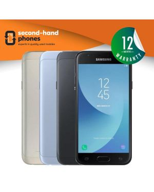 Samsung Galaxy J3 J330DS 2017 Dual Sim - All Colours - UNLOCKED Fully Tested & Working