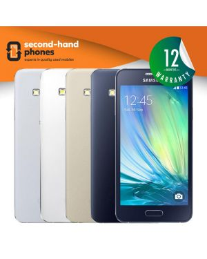 Samsung Galaxy A3 A300F 2015 - All Colours - UNLOCKED Fully Tested & Working