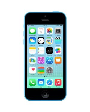 "Apple iPhone 5C 8GB Blue Unlocked Grade B ""Very Good"""