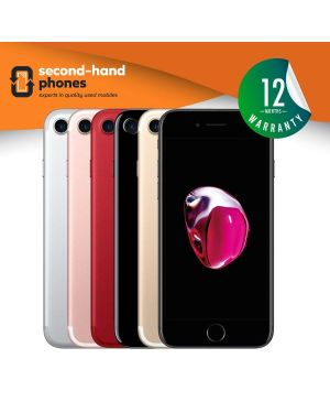 Apple iPhone 7 - 32GB 128GB 256GB - All Colours - UNLOCKED Fully Tested & Working
