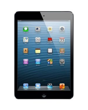 Apple iPad Mini 64GB Black/Slate Factory Unlocked Very Good