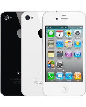 Second Hand Refurbished Apple iPhone 4 - 16GB 8GB 32GB - White/Black - UNLOCKED Fully Tested & Working