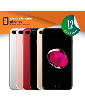 Apple iPhone 7 Plus - 32GB 128GB 256GB - All Colours - UNLOCKED Fully Tested & Working