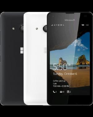 Second Hand Refurbished Microsoft Lumia 550 - Black/White - UNLOCKED Fully Tested & Working