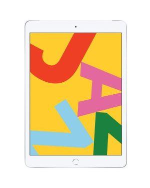 "Apple iPad 10.2"" (7th Gen) 2019 32GB Silver Factory Unlocked Very Good"