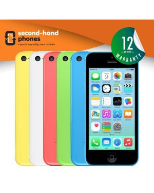 Apple iPhone 5C - 16GB 8GB 32GB - All Colours - UNLOCKED Fully Tested & Working