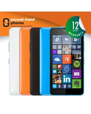 Microsoft Lumia 640 - All Colours - UNLOCKED Fully Tested & Working