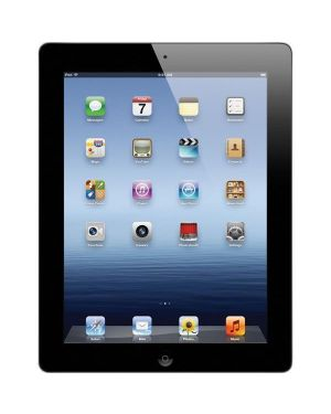 Apple iPad 3 64GB Black Factory Unlocked New No Box