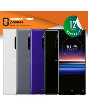 Sony Xperia 1 - 64GB 128GB - All Colours - UNLOCKED Fully Tested & Working