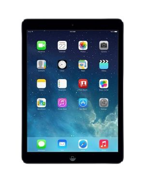 "Apple iPad Air 128GB Space Grey Wifi Grade C ""Good"""