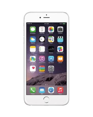 Apple iPhone 6 Plus 64Gb Silver Factory Unlocked Very Good
