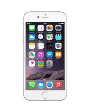 Apple iPhone 6 16Gb Silver Factory Unlocked Good