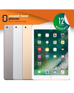Apple iPad 5th Gen - 32GB 128GB - All Colours - UNLOCKED Fully Tested & Working