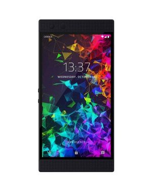 "Razer Phone 2 64GB Mirror Black Unlocked Grade B ""Very Good"""