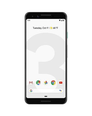 "Google Pixel 3 64GB Clearly White Unlocked Grade B ""Very Good"""