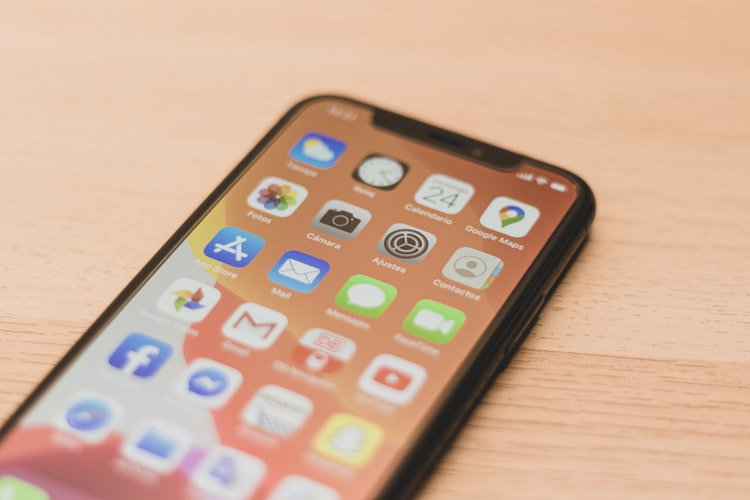 An iPhone 11 Pro on a table