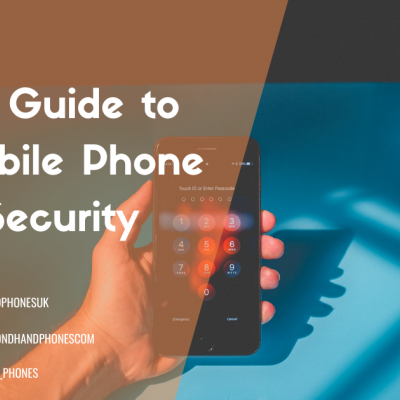 A Guide to Mobile Phone Security