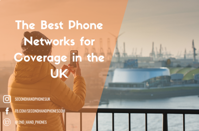 The Best Phone Networks for Coverage in the UK
