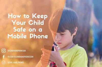 How to Keep Your Child Safe on a Mobile Phone